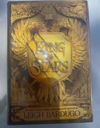 Livro king Of Scars NOVO, LACRADO
