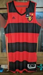Camisa Basquete Sport Recife Adidas