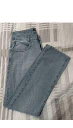 Calça jeans masculina Fico