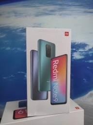 GRANDIOSO!! Redmi Note 9 da Xiaomi. Novo Lacrado com Garantia e Entrega hj