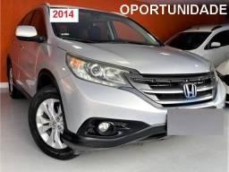 CRV Automático EXL * 2014 * 1 Ano de Garantia * Marcelo Rocha *