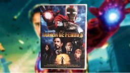Filme Homem de Ferro - DVD