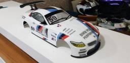 Bolha BMW Z4 - escala 1/10