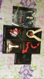 Coleção completa livros Saga Crepúsculo