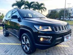 Jeep Compass Longitude 4x4 Diesel Unico Dono Pack Premium