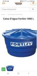 Caixa de agua fortilev 1000 litros