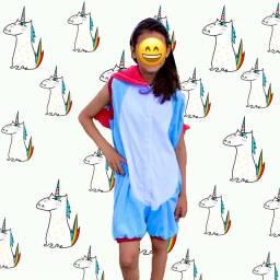 Pijama Kigurumi em Malha curta