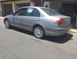 Civic EX 2001 Completo