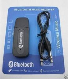 Receptor Bluetooth Usb P2 Áudio Stereo