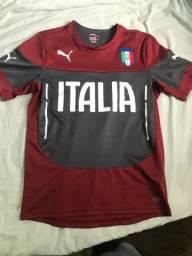 Camiseta Itália NOVA