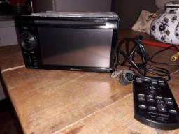 Vendo tela 2din Pioneer + Câmera de ré