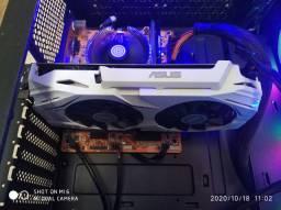 GTX1060 DE 6GB E RX570 DE 4GB SOMENTE TROCA