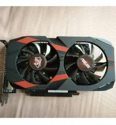 Placa de video gtx 1050 ti 4gb