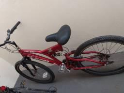 Bicicleta Aro aereo 26 Amortecedor Duplo