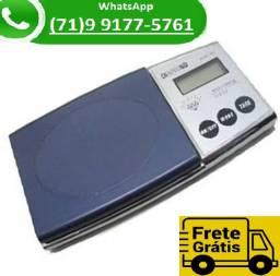 Balança Digital De Precisão 0,1 a 500g Portátil Mh-501 (NOVO)