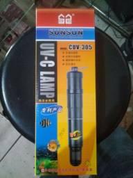 Sunsun filtro Uv-5w Cuv-305 P/ aquários de 400L/H