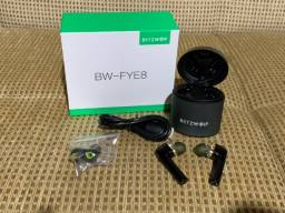 Fone Bluetooth Blitzwolf Fye8 Original, Lacrado, Disponível