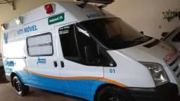 Ford Transit 2012- Ambulância