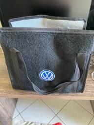 Mala carpe Volkswagen com produtos