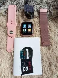 Relógio smartwatch novo na caixa (Ipatinga)
