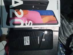 Samsung a20s comprado junho.