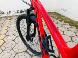 """Bike 29"""" Trek X Caliber 7 - 2020 - Vermelha"""