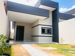DP casa com arquitetura moderna: 2 quartos 2 banheiros em rua privativa