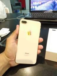 IPhone 8 Plus novinho com nota fiscal