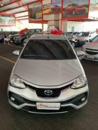 Toyota Etios SD PLT15 AT