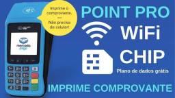 Maquina de cartão Mercado Pago Point Pro