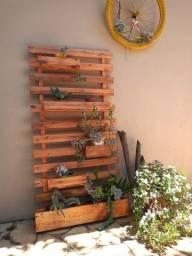 Jardineira de palete