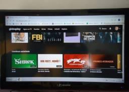 Tv Smart Buster 32 Polegadas Fina wifi e conversor