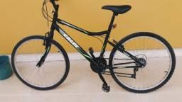 Vendo Bicicleta Caloi Aro 26 Semi Nova