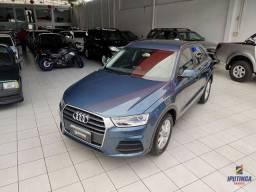 Audi Q3 1.4 Tfsi Attraction - 2016 - Aceito Carro ou moto como entrada