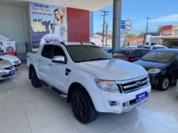 Ford Ranger Limited 3.2 4x4 Diesel Aut 2015 - Troco e Financio (Aprovação Imediata)