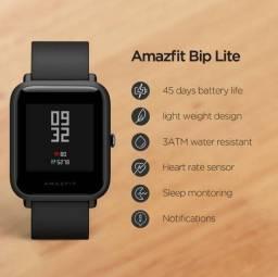Smartwatch Xiaomi amazfit BIP lite - Novo, lacrado, original