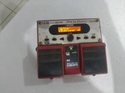 Pedal Multi Efeitos Processador de Voz VE-20 Boss Roland