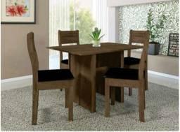 Mesa com 4 cadeiras  ( Pronta Entrega )