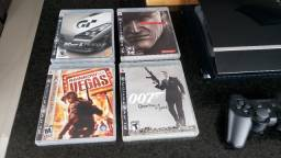 Jogos PS3 - kit com 4