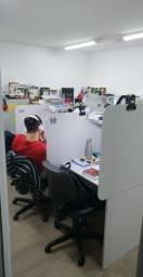 Baias/Cabines telemarketing/Call Center/Sala de estudos