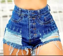 Shorts jeans diretamente da fábrica