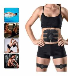Estimulador muscular elétrico fitness