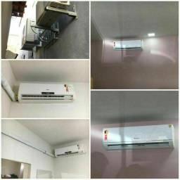 Instalaçãoe manutenção de ar condicionado