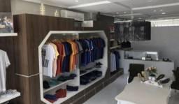 Móveis pra loja de roupa