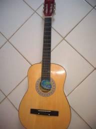 Violao nylon regulado por luthier