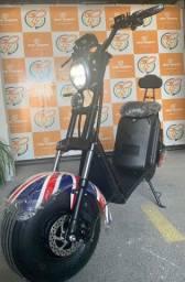 Scooter elétrica 4.000w ÚNICA EM SC