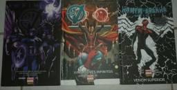 Quadrinhos Marvel usado.