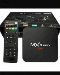 TV BOX ULTRA HD 4K- TRANSFORMA SUA TV EM SMART