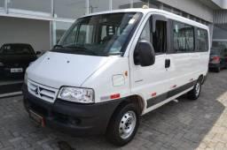 Van/MiniBus Jumper DHI 2.3 TB Diesel MEC - 2011 Aceita Troca