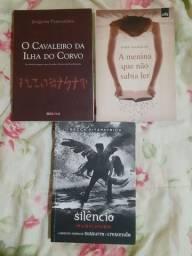 Livros (R$ 15,00 cada)